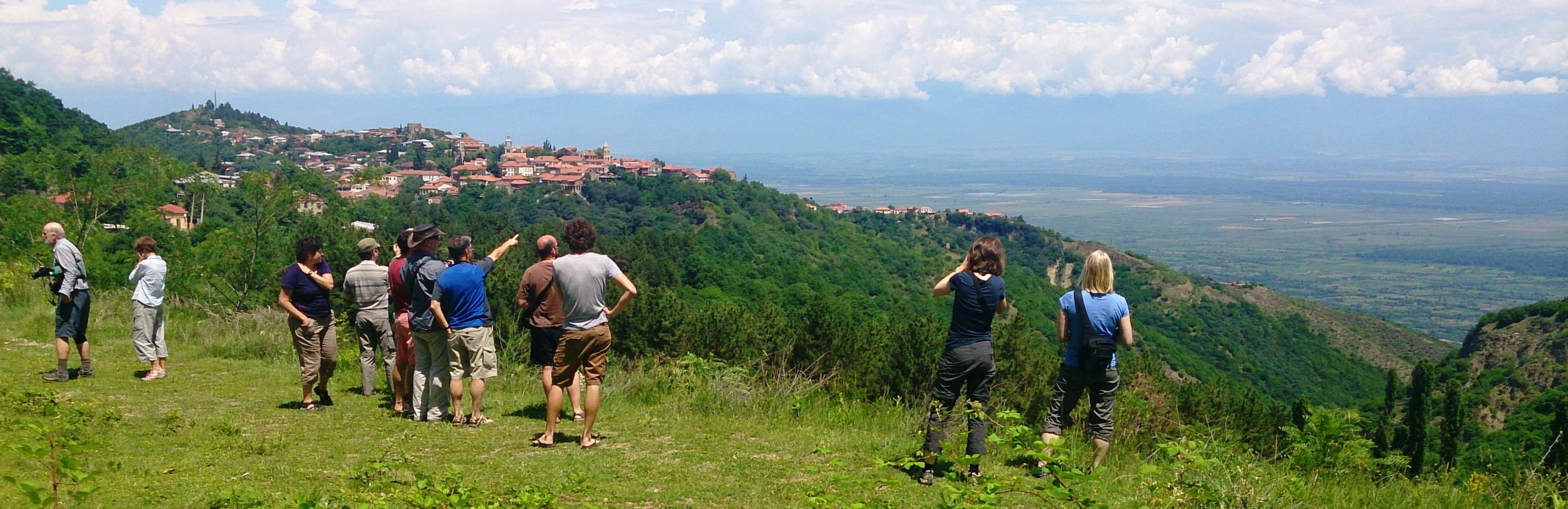 Tours and excursion in Georgia and Caucasus.
