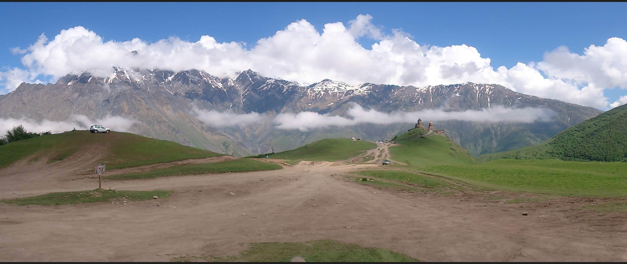 Tours and excursion in Georgia and Caucasus.