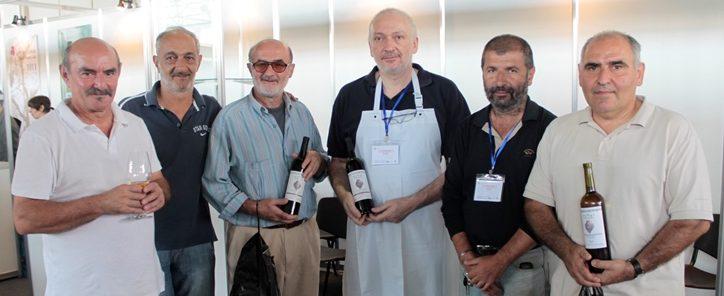 Good wine in good hands